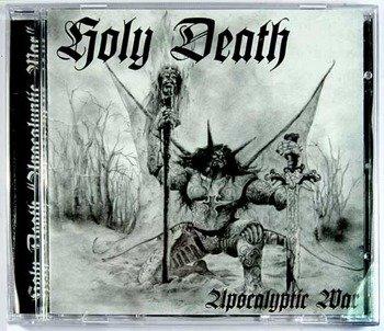 płyta CD: HOLY DEATH - APOCALYPTIC WAR