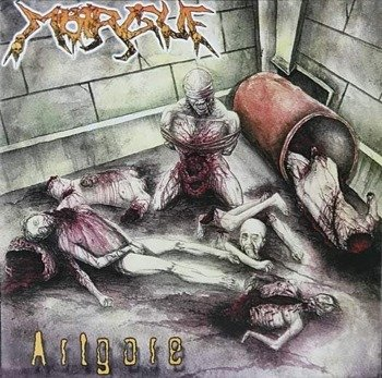 płyta CD: MORGUE - ARTGORE
