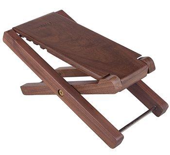 podnóżek gitarowy drewniany RUBY MA-39D dębowy