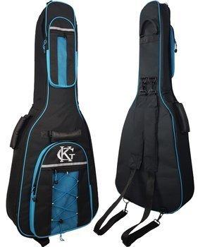 pokrowiec do gitary akustycznej KG CX B0105W, pianka 15 mm