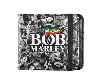portfel BOB MARLEY - COLLAGE