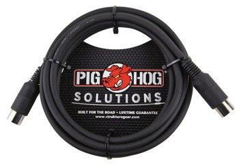przewód midi PIG HOG PMID10 / 5p DIN / 3m