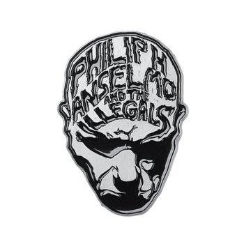 przypinka PHILIP H. ANSELMO & THE ILLEGALS - FACE