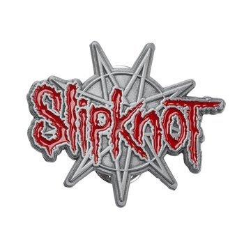 przypinka SLIPKNOT - 9 POINTED STAR