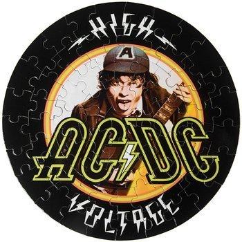 puzzle AC/DC - HIGH VOLTAGE