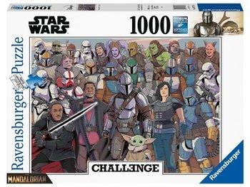 puzzle STAR WARS - BABY YODA, 1000 SZT