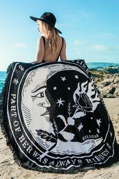 ręcznik kąpielowy KILLSTAR - LA LUNA