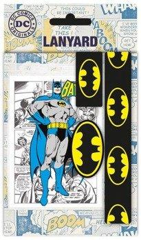 smycz zawieszka DC COMICS - BATMAN