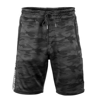 spodenki TRAININGSSHORTS dark camo