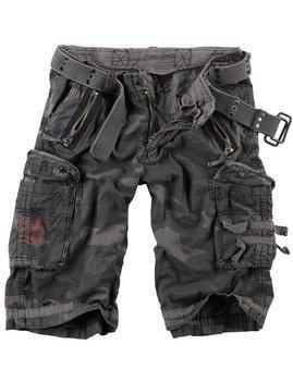 spodnie bojówki krótkie ROYAL SHORTS - ROYALCAMO