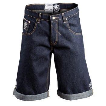 spodnie krótkie BLACK HEART - OUTLOW