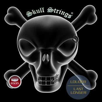 struny do gitary basowej Skull Strings BASS Line B4XT /065-135/