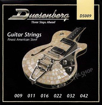 struny do gitary elektrycznej DUESENBERG DS009 /009-042/