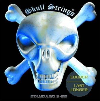 struny do gitary elektrycznej Skull Strings STANDARD Line STD /011-052/