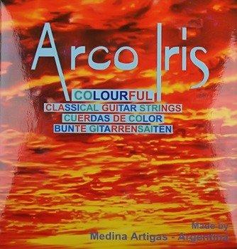 """struny do gitary klasycznej 1/2 MEDINA ARTIGAS """"Arco Iris"""" 370"""