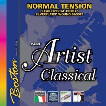 "struny do gitary klasycznej BOSTON ""ARTIST"" naciąg normalny (CA-NT)"