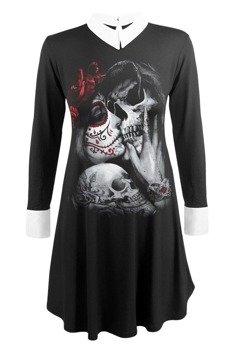 sukienka DEAD KISS czarna