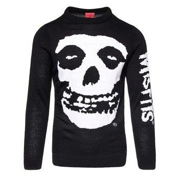 sweter MISFITS - SKULL