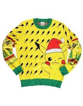 sweter POKEMON - CHRISTMAS PIKACHU