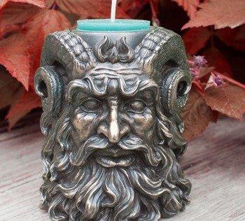 świecznik HORNED GOD TEA