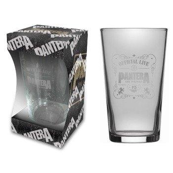 szklanka do piwa PANTERA - 101 PROOF