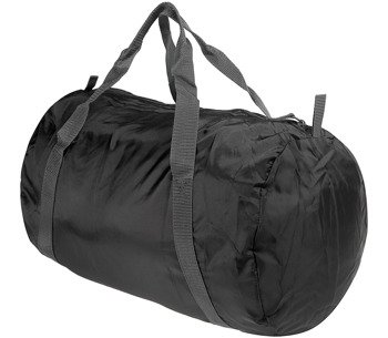 torba podróżna BARREL czarna