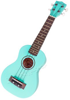 ukulele sopranowe CHATEAU U1100LB LIGHT BLUE