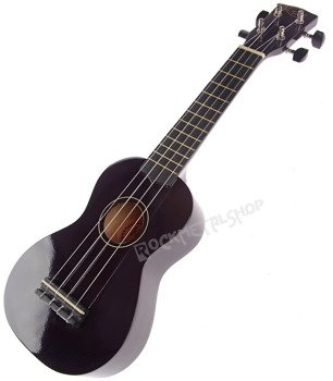 ukulele sopranowe KORALA dark purple