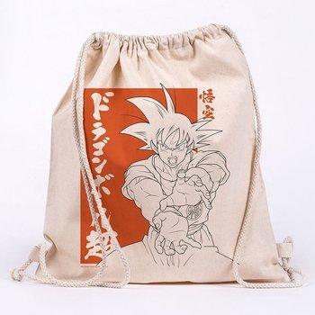 worek/plecak DRAGON BALL SUPER - GOKU płócienna