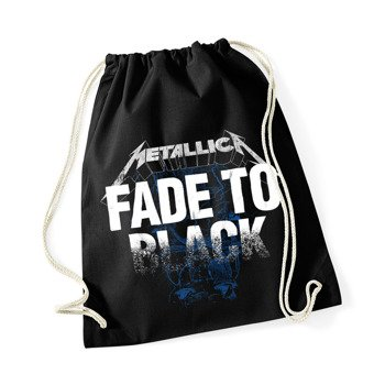 worek/plecak METALLICA - GREY SPIDER BLACK
