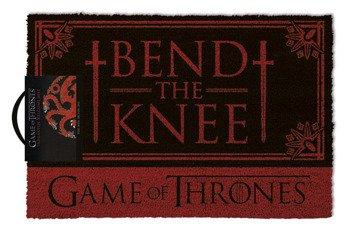 wycieraczka GAME OF THRONES - BEND THE KNEE