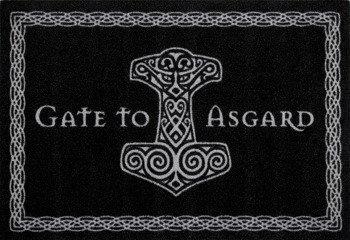 wycieraczka GATE TO ASGARD