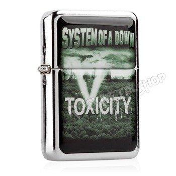 zapalniczka SYSTEM OF A DOWN - TOXICITY