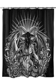 zasłona prysznicowa KILLSTAR - SATAN IS A WOMAN