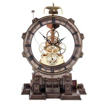 zegar TIME MACHINE