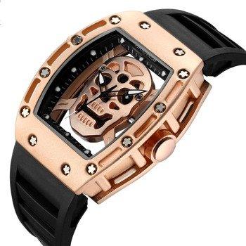 zegarek BLACK SKULL GOLD