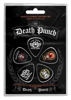 zestaw kostek FIVE FINGER DEATH PUNCH (5 szt)