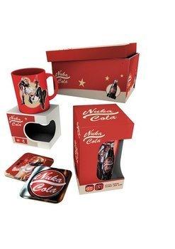 zestaw podarunkowy/gift box FALLOUT - NUKA COLA