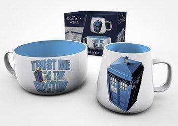 zestaw śniadaniowy DOCTOR WHO - TARDIS