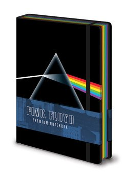 zeszyt PINK FLOYD - THE DARK SIDE OF THE MOON