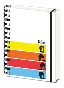 zeszyt THE BEATLES - A HARD DAY'S NIGHT