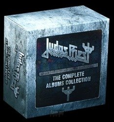 JUDAS PRIEST: COMPLETE ALBUM COLLECTION (19CD)