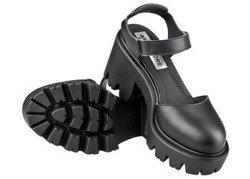 buty damskie ALTERCORE czarne (LOTTA VEGAN BLACK)