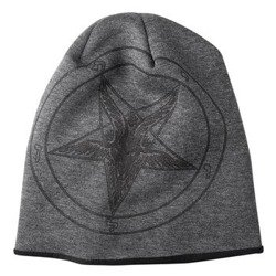 czapka zimowa AMENOMEN - GOAT (OMEN001CZAP) GRAY BLACK