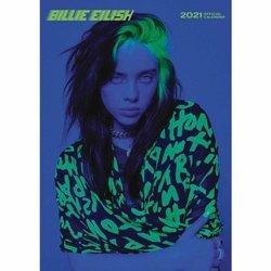 kalendarz BILLIE EILISH 2021