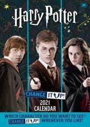 kalendarz HARRY POTTER 2021