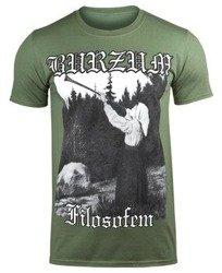 koszulka BURZUM - FILOSOFEM (GREEN)