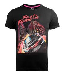koszulka FAST & FURIOUS - CITY DRIFT