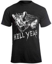 koszulka HELL YEAH