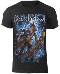 koszulka ICED EARTH - BLACK FLAG